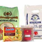 Cereal, Flour, Grains & Pasta